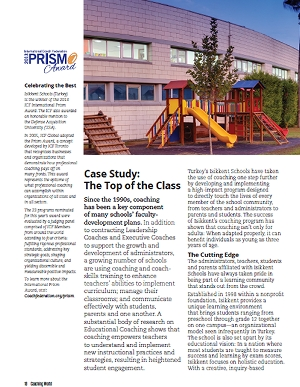 Case Study: The Top of the Class